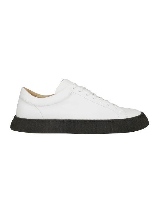 Jil Sander Contrast Sneakers