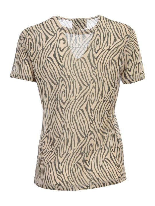 Nanushka Guy T-shirt S/s Crew Neck W/print