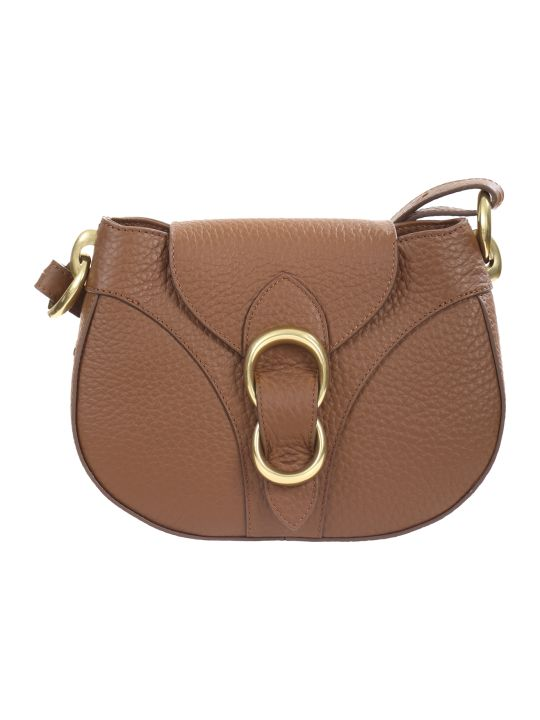 "Orciani ""Beth Shoft"" leather shoulder bag"