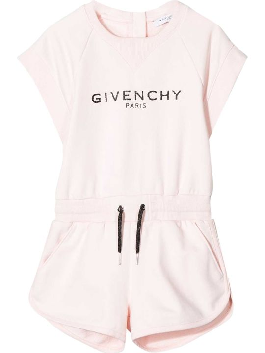 Givenchy Kids Printed Suit
