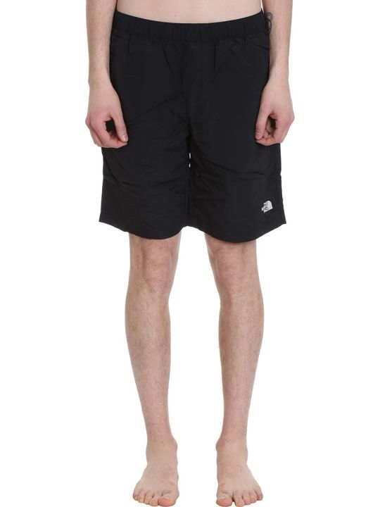 The North Face Shorts In Tessuto Nero