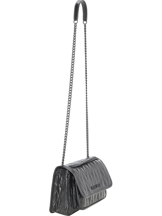 Miu Miu Pattina Shoulder Bag