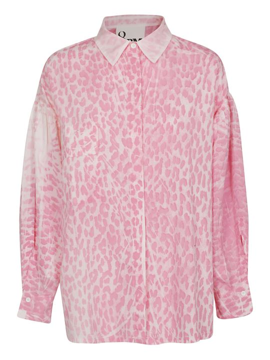 8PM Leopard Pattern Shirt