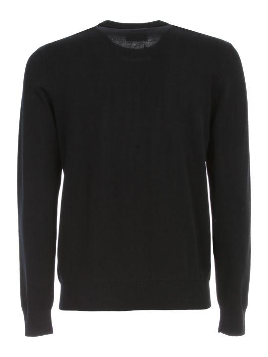 Emporio Armani Knitted Sweater Crew Neck