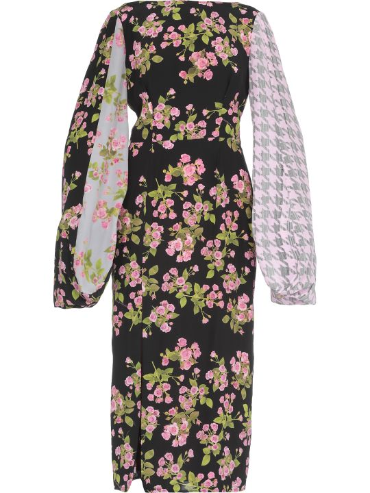 Natasha Zinko Floral Print Dress