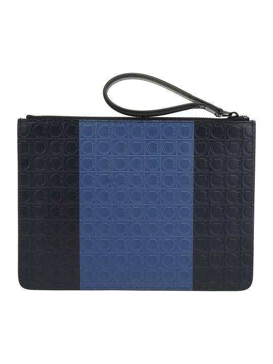 Salvatore Ferragamo Firenze Clutch