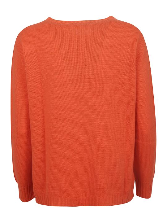 Saverio Palatella Slogan Sweater
