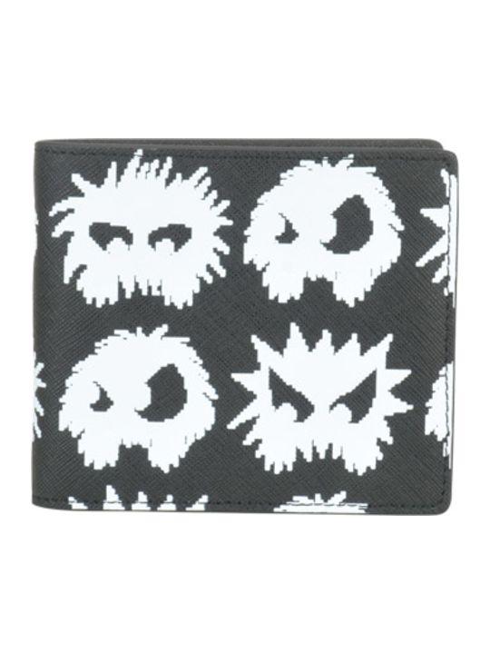 McQ Alexander McQueen Chester Monster Wallet