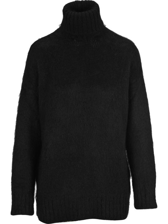 N.21 N21 High Neck Knit Jumper