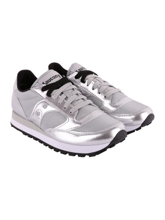 Saucony Jazz Original Metallic Leather Sneakers