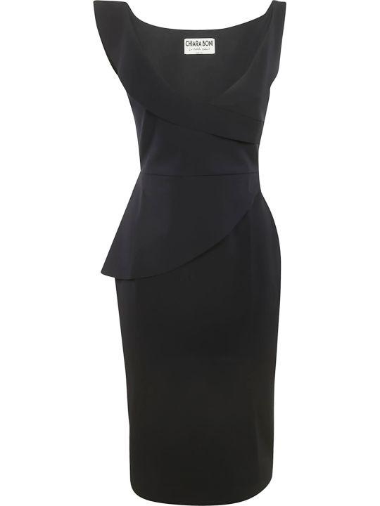 La Petit Robe Di Chiara Boni Sleeveless V-neck Dress