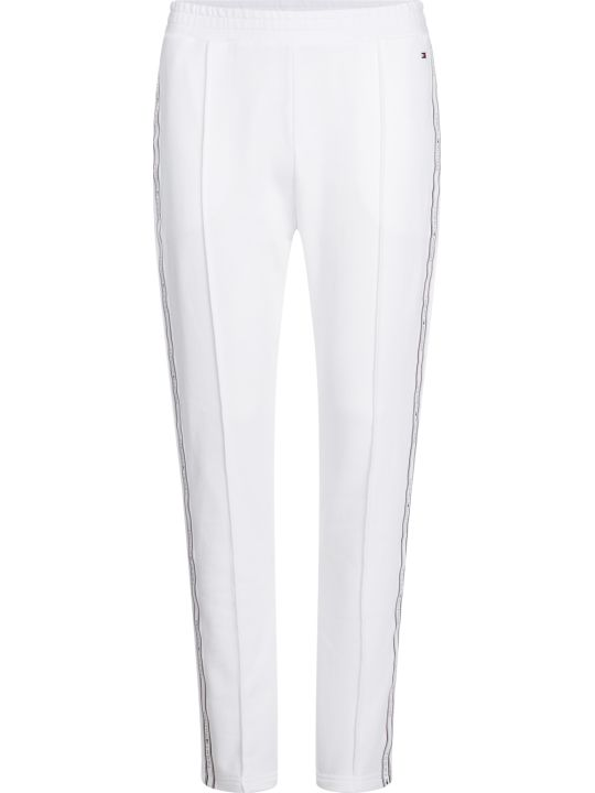 Tommy Hilfiger Tommy Hilfiger White Trousers