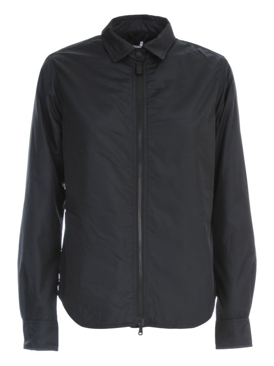 Aspesi Tomino Zipped Jacket Roundend Bottom