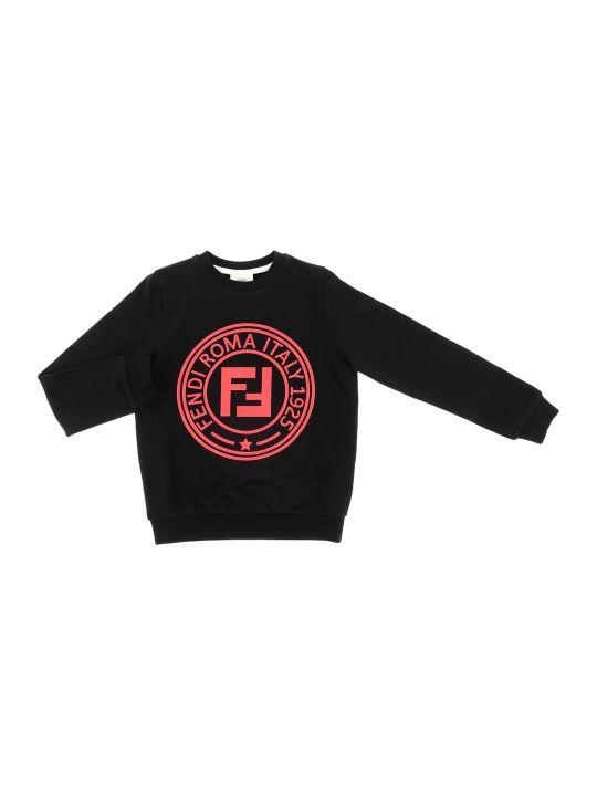 Fendi Fendii Stamp Sweatshirt