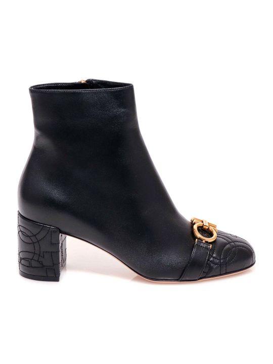 Salvatore Ferragamo Primula Ankle Boots