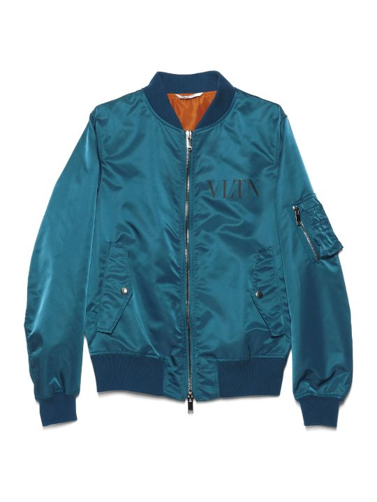 Valentino 'vltn' Bomber Jacket