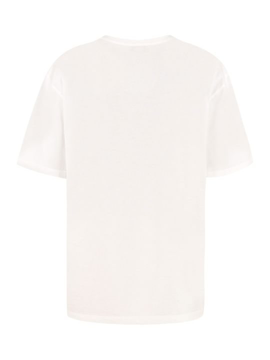 Alexander McQueen Crew-neck Cotton T-shirt