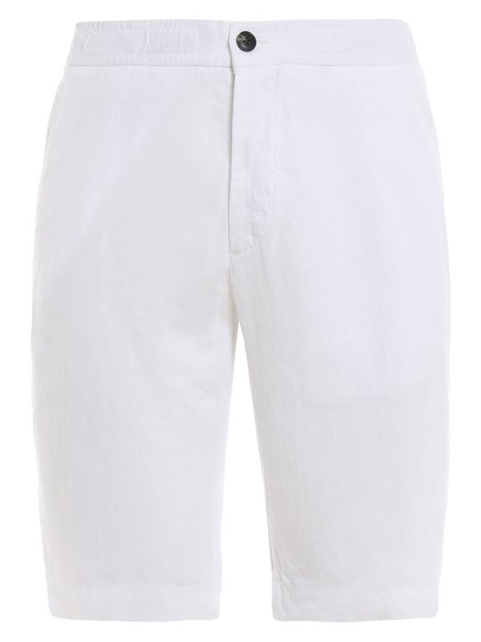 Z Zegna Plain Deck Shorts