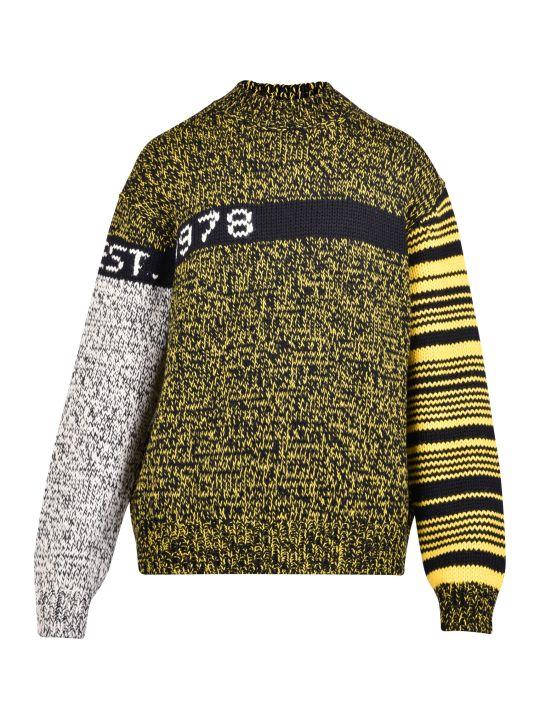 Calvin Klein Jeans Intarsia Sweater