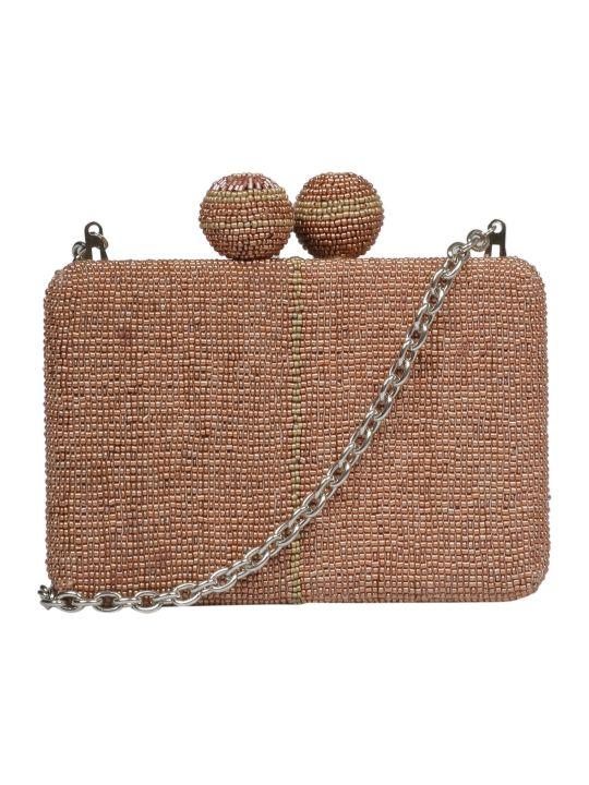 Malìparmi Maliparmi Beaded Shoulder Bag