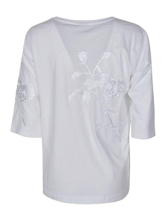Dries Van Noten Embroidered Floral T-shirt