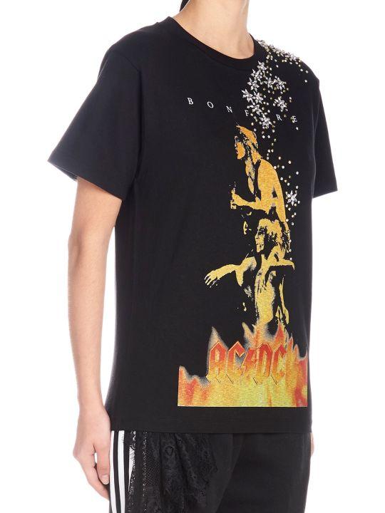 Tiger in the Rain 'ac/dc' T-shirt