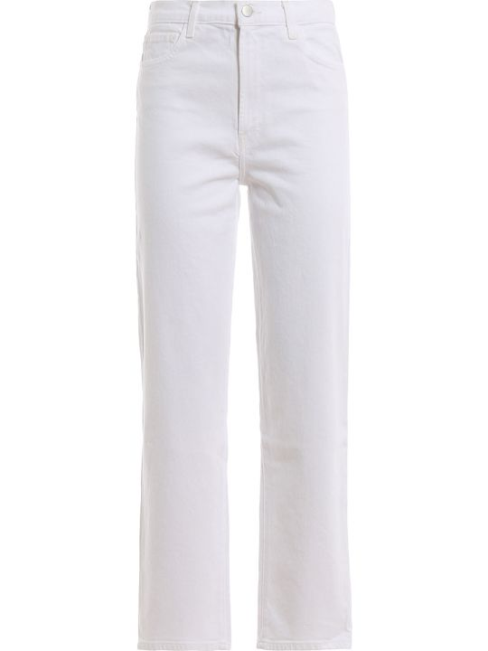 J Brand Jules Straight Jeans