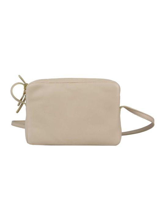 Mansur Gavriel Double Zipped Shoulder Bag