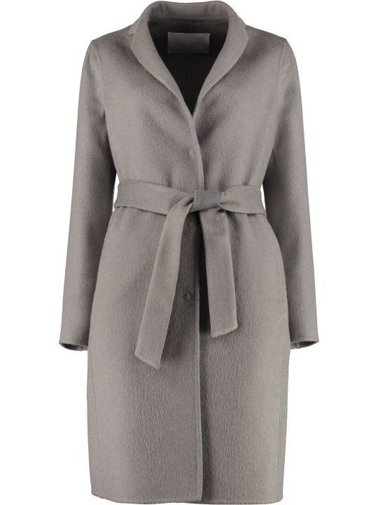Fabiana Filippi Wool And Mohair Coat