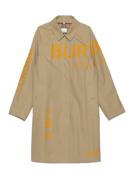 Burberry 'car Coat' Trench