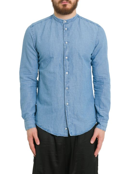Brian Dales Mandarin Collar Shirt
