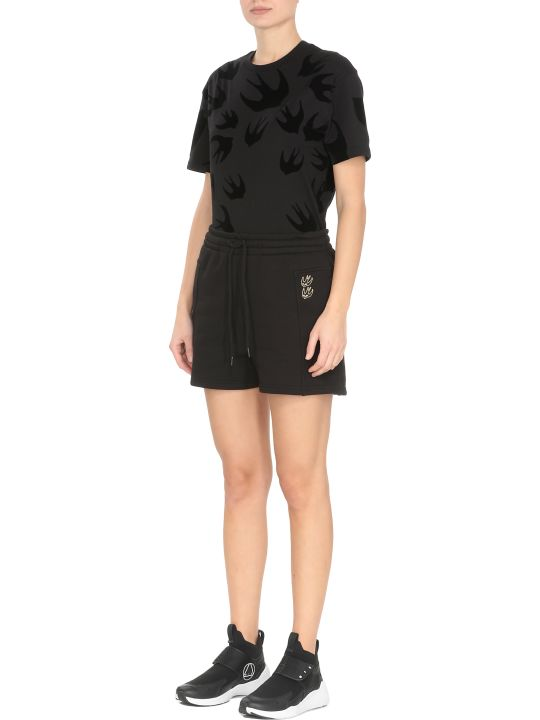 McQ Alexander McQueen Short With Embroidery
