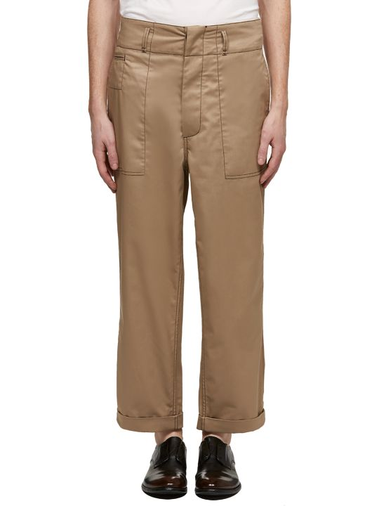 Marni Cropped Cargo Trousers