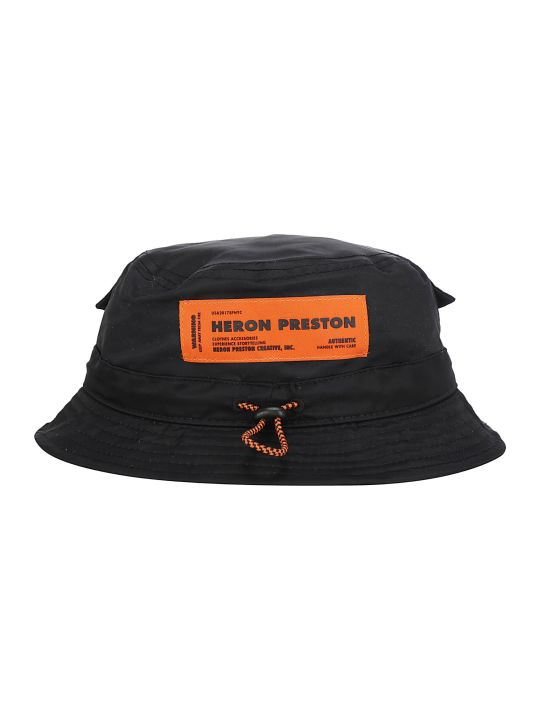 HERON PRESTON Bucket Hat