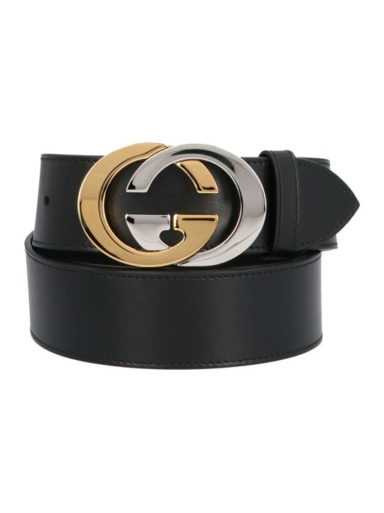 Gucci 'gg Interlocking' Belt