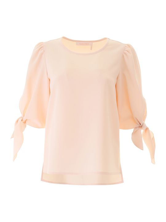 See by Chloé Top With Knots