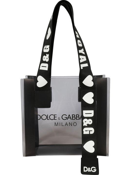 Dolce & Gabbana Transparent Tote