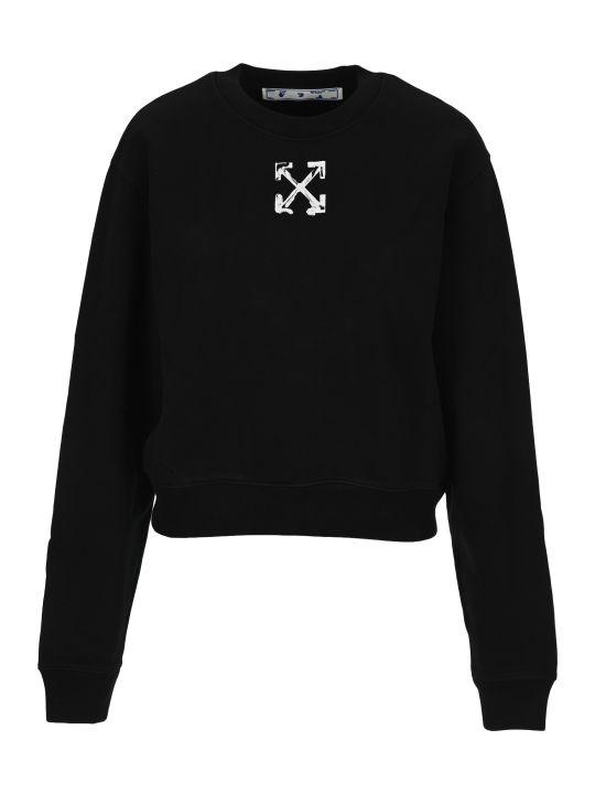 Off-White Off White Spray Arrows Sweatshirt