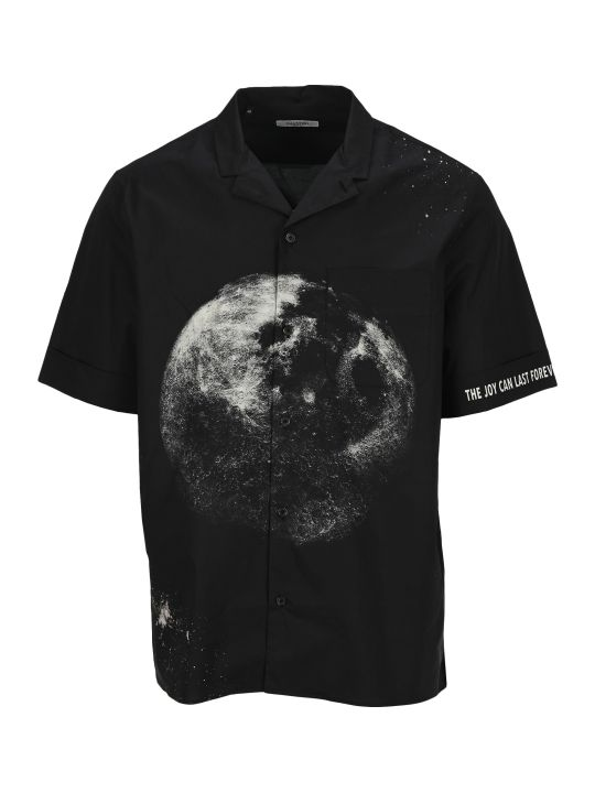 Valentino Moon Dust Short-sleeved Shirt