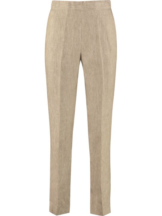 Fabiana Filippi Gubbio Linen Trousers