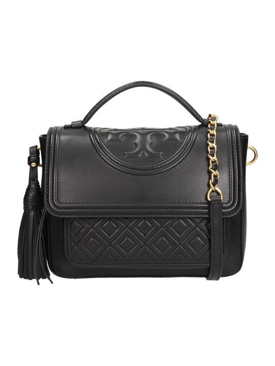 Tory Burch Satchel Fleming Small Bag