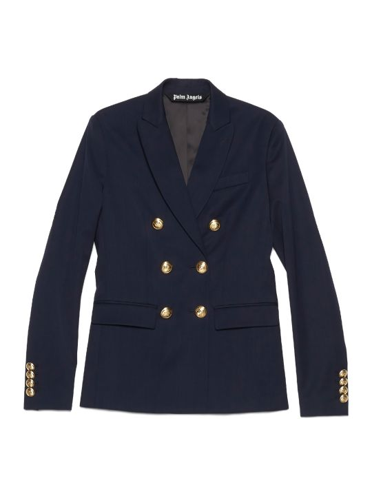 Palm Angels 'classic Palm' Blazer