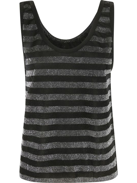 RTA Striped Tank Top