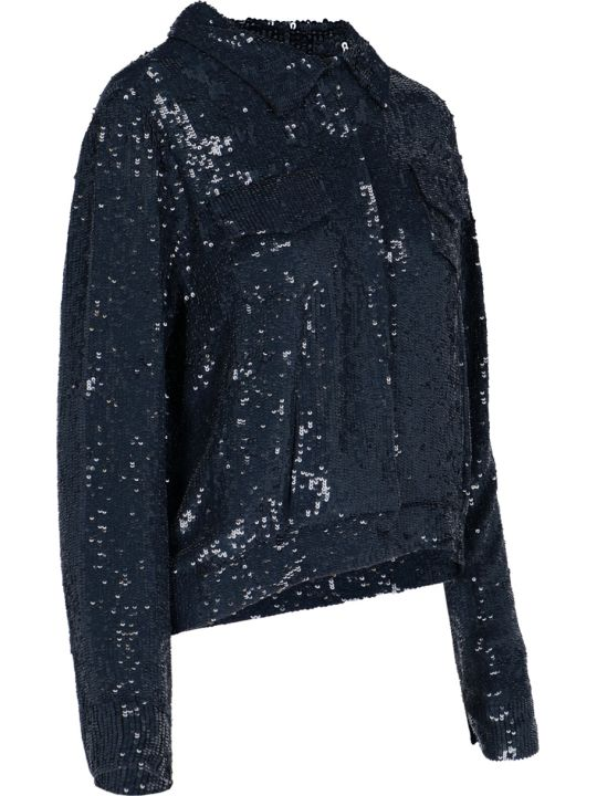 Parosh Sequined Jacket