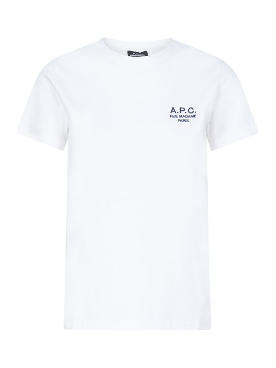 A.P.C. Short Sleeve T-Shirt