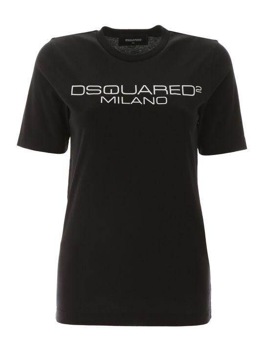 Dsquared2 Milano Print T-shirt