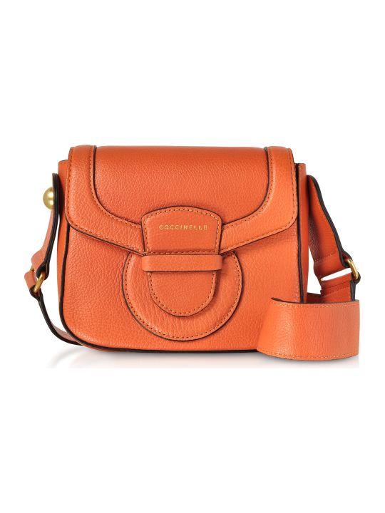 Coccinelle Vega Small Leather Shoulder Bag