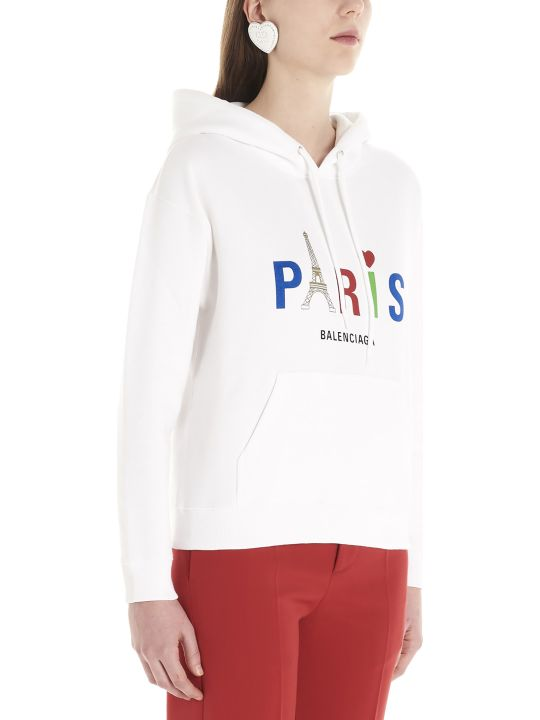 Balenciaga 'paris' Hoodie