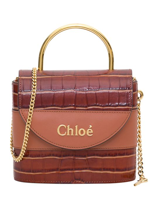 Chloé Aby Lock Small Bag