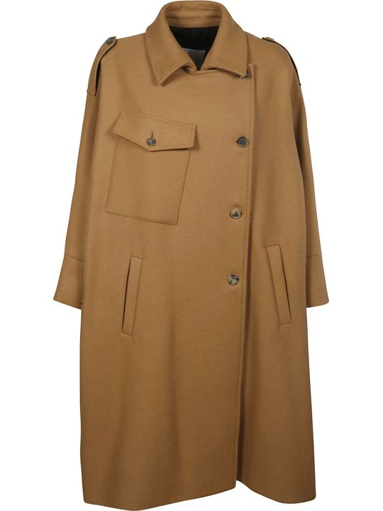 Tela Oversized Coat